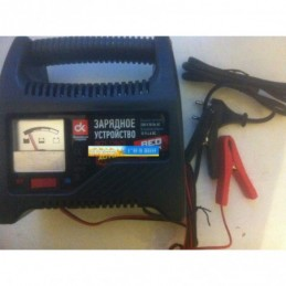 Зарядное устройство 4Amp 12V аналоговый индикатор зарядки ДК  DK23-1204CS