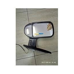 Зеркало боковое ГАЗ 3302 нов. обр. с поворотом левое серебристое