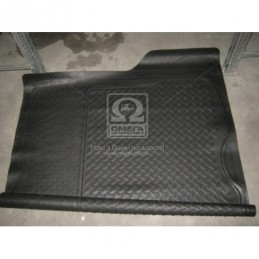 Ковер резиновый в багажник BOOT L ЧЕРНЫЙ UNI ДК DK-3123BK