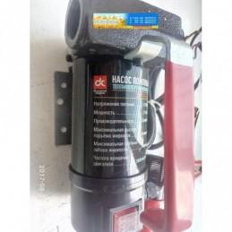 Насос топливо перекачивающий помповый 12В