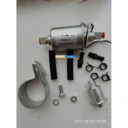Насос топливный электрический вместо механического универсальный  ВАЗ DK8012