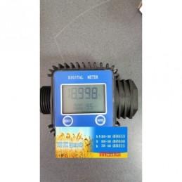 Электронный счетчик насоса для перекачки топлива ДК DK8018