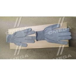 Перчатки рабочие прорезиненные нейлоновые ДК DK-PR6