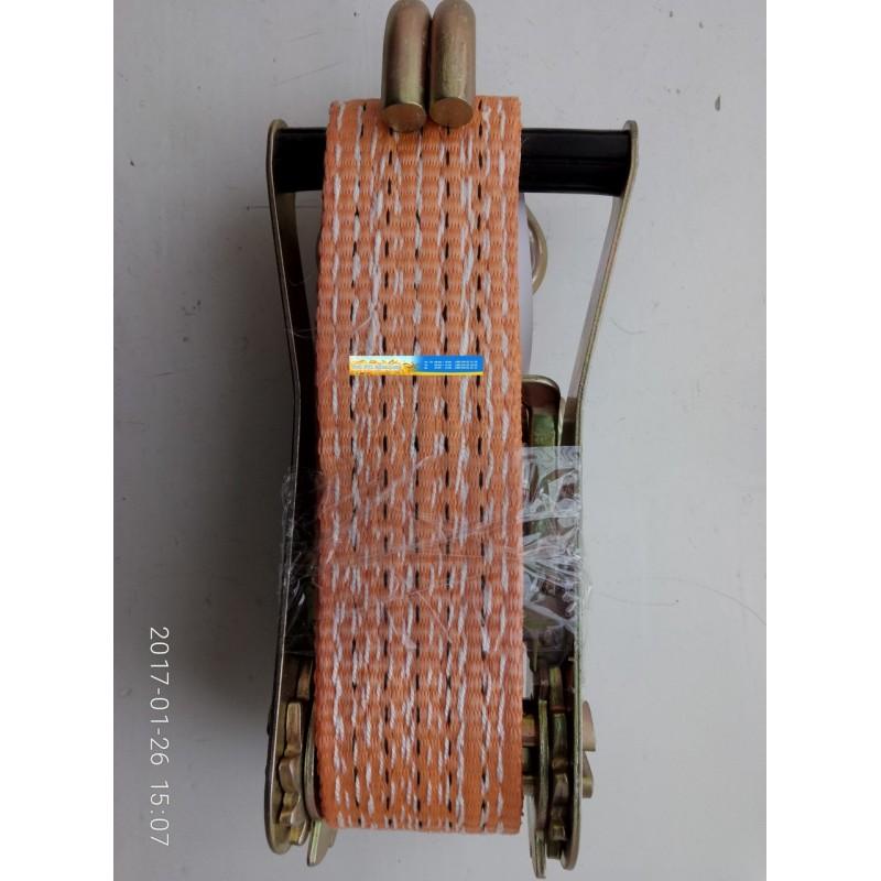 Стяжка груза 5t (трещотка пластик. ручка