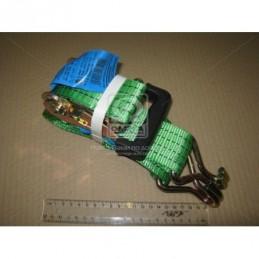 Стяжка груза 2t. 50mm.x5m.(0.5+4.5) евро ручка ARM-st250