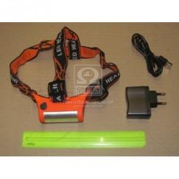 Фонарь налобный на аккумуляторах TP-3000L